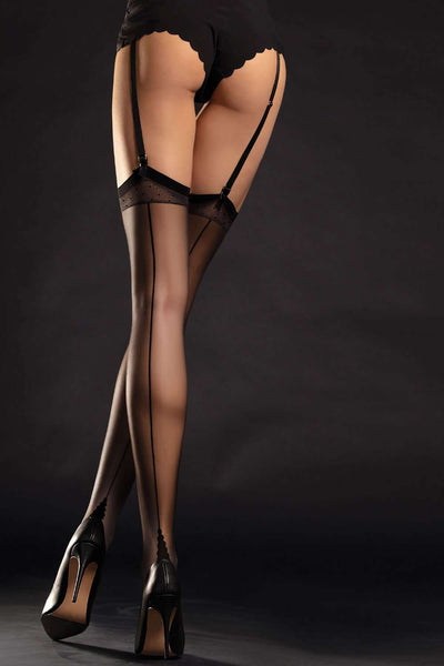 FiORE Sensual Diva Stockings 20 Denier, (NR)-O4065-2, (NR)-O4065-3, (NR)-O4065-4