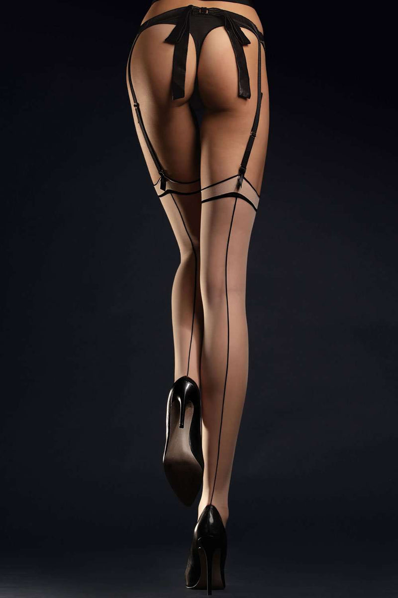 FiORE Sensual Madame Stockings - Sheer Stockings - Naughty Knickers