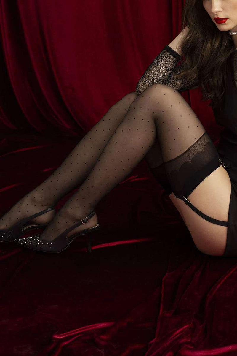 FiORE Sensual Marion Stockings 20 Denier - Naughty Knickers