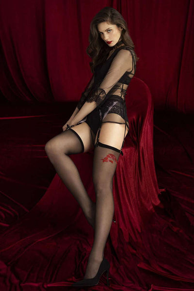 FiORE Sensual Piccante Stockings 20 Denier - Naughty Knickers