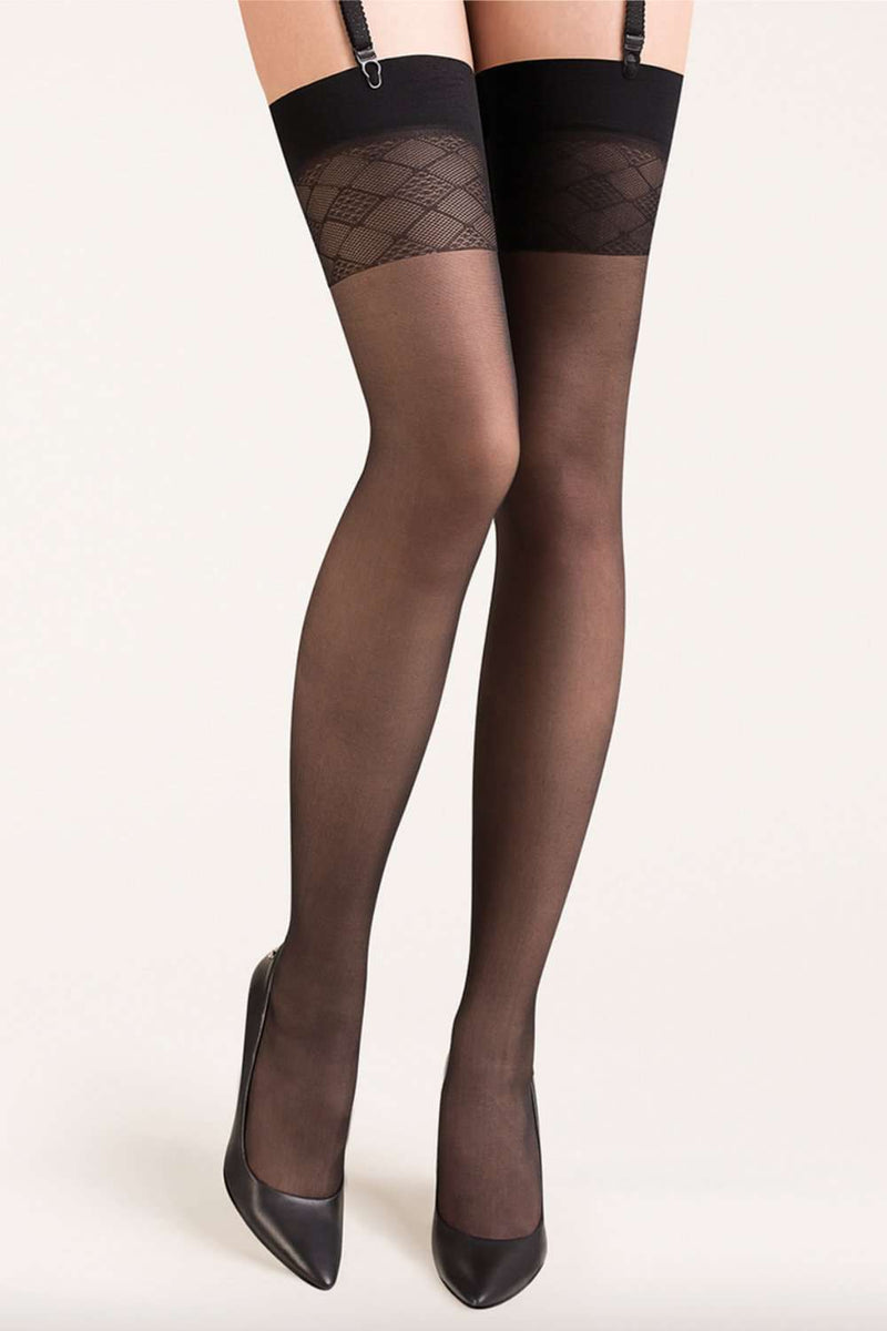 Gabriella Stockings Anika - Naughty Knickers