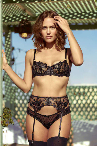 Inamorata London Bra Aster - Naughty Knickers