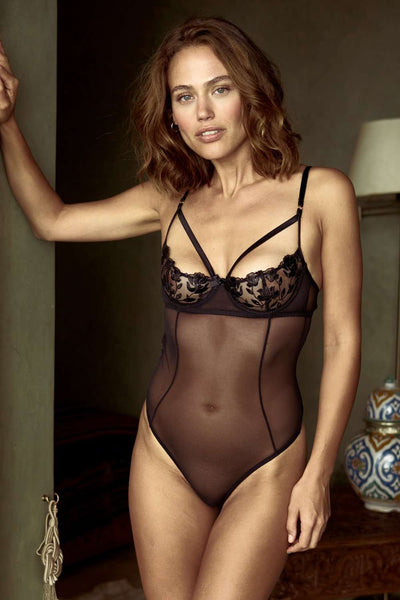 Inamorata London Body Aster - Naughty Knickers