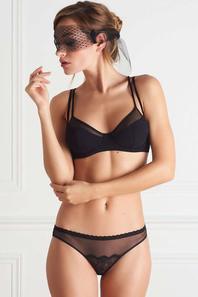 Maison Close La Directrice String - Naughty Knickers