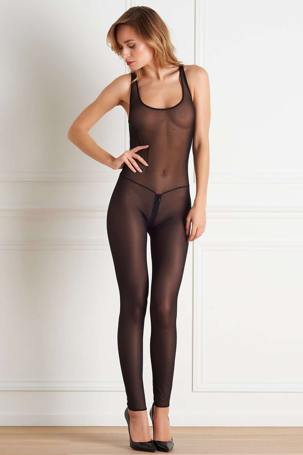 Maison Close Pure Tentation Catsuit With Zip