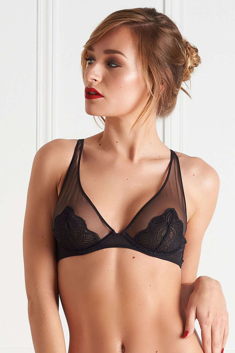Maison Close La Directrice Wire Bra