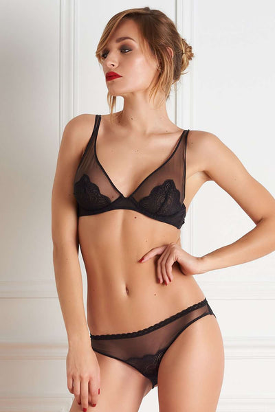 Maison Close La Directrice Wire Bra - Naughty Knickers