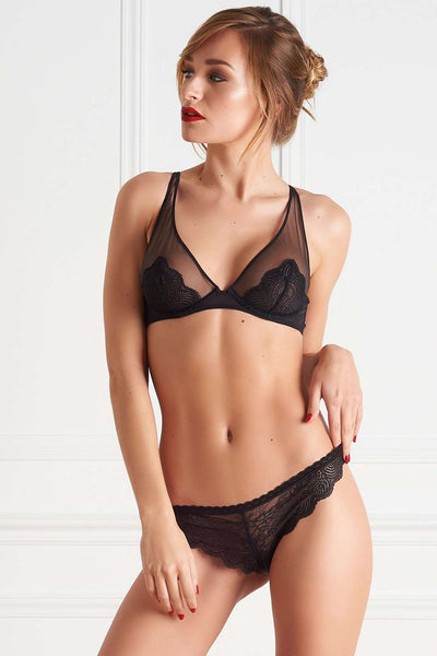 Maison Close La Directrice Soutien-Gorge - Naughty Knickers