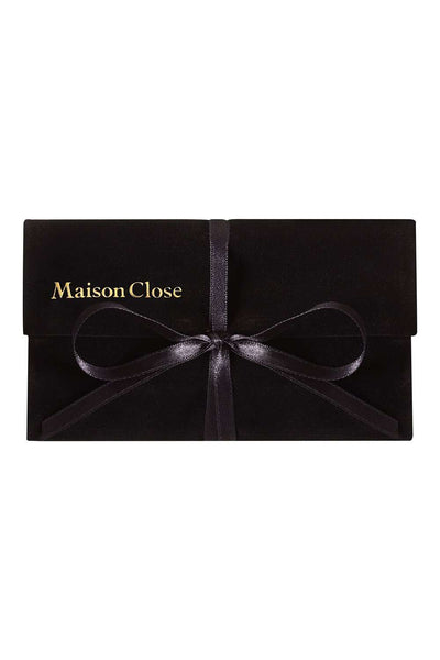 Maison Close Les Fetiches Velvet Harness - Naughty Knickers