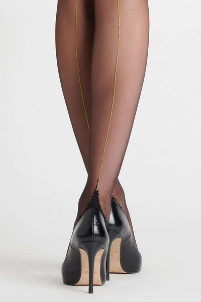 Maison Close French Heel Stockings - Nylon Stockings - Naughty Knickers