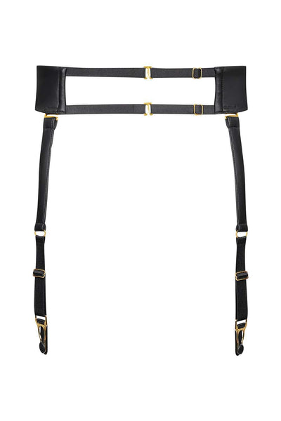 Maison Close Limited Edition Chambre Noire Suspender Belt, 608609-L/XL, 608609-S/M