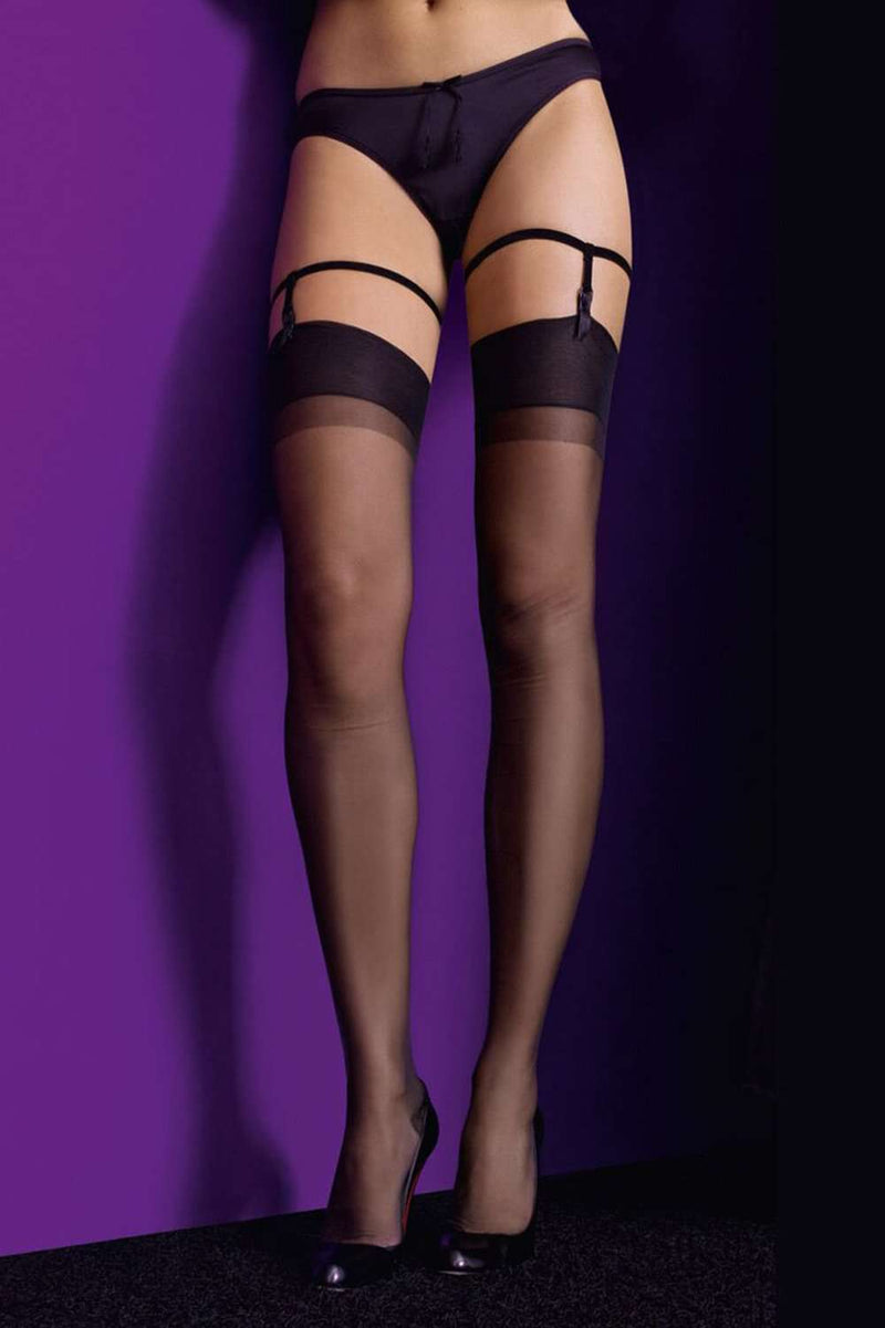 Maison Close Authentique Nylon Stockings 15 Denier