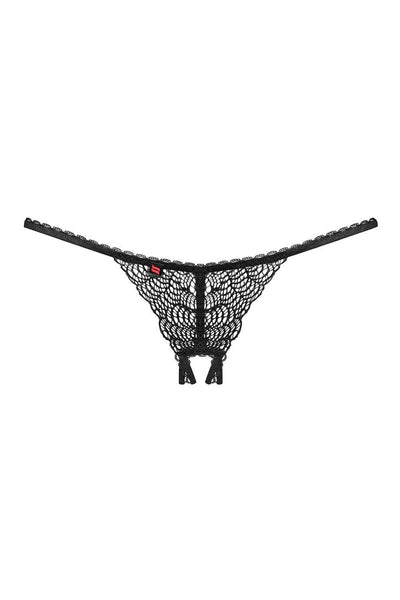 Obsessive Chiccanta Crotchless Brief, CHIC-PAN-L/XL, CHIC-PAN-S/M