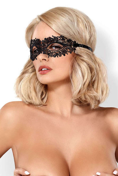 Obsessive Eye Mask A710 - Naughty Knickers