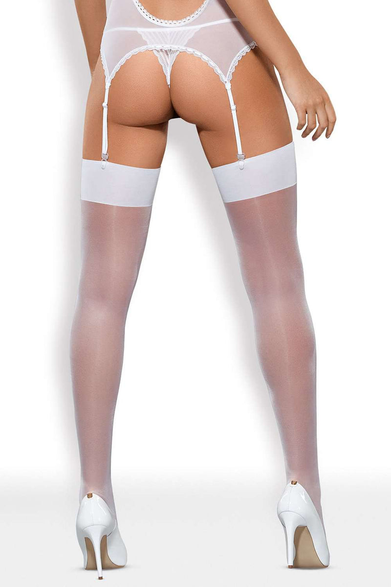 Obsessive Stockings S800 - Sheer Stockings - Naughty Knickers
