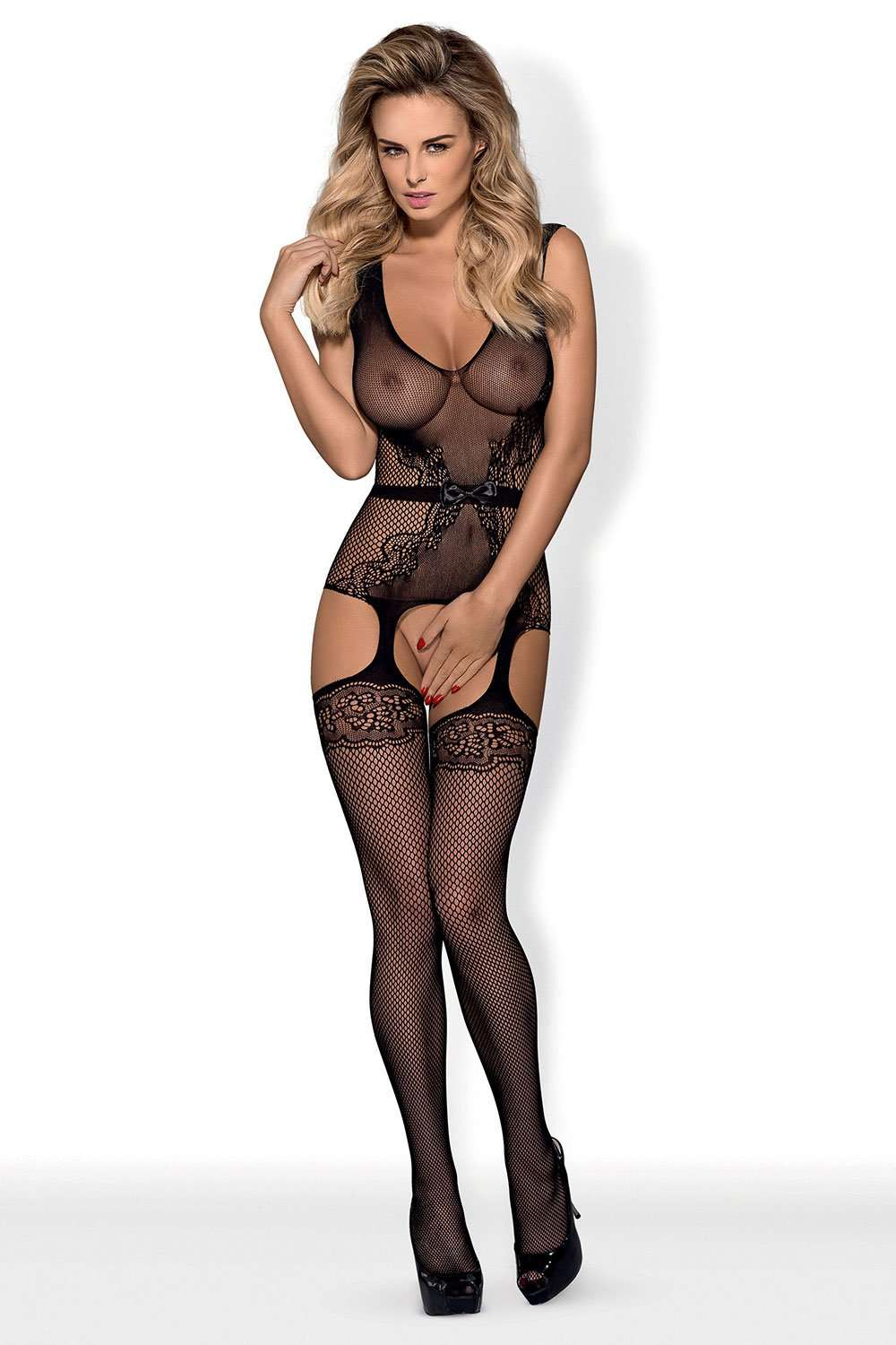Obsessive Bodystocking F217 - Naughty Knickers