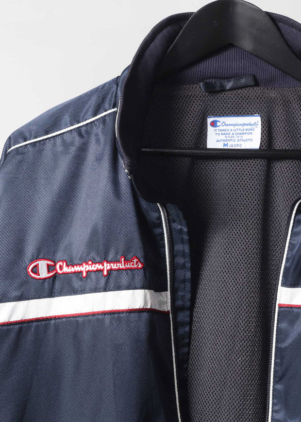 M Champion spellout jacket