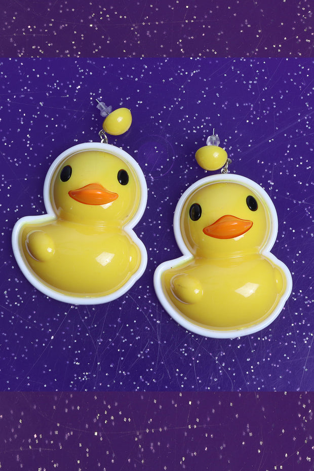 Duckie Earrings