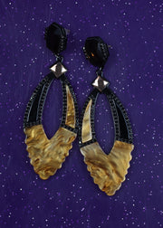 Deco style Earrings