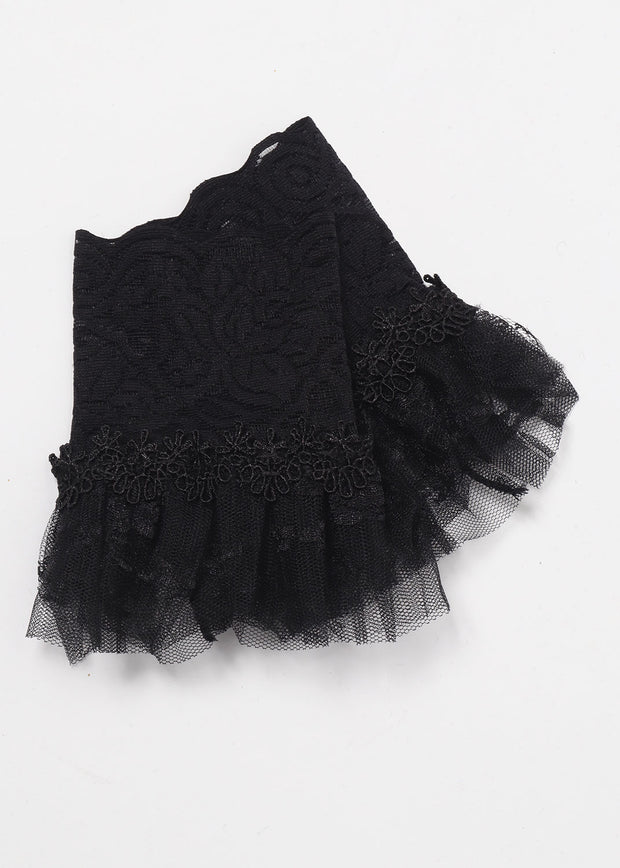 Tulle and Lace cuffs