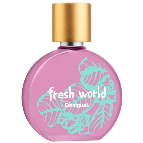 Desigual Fresh World Edt 50 ml
