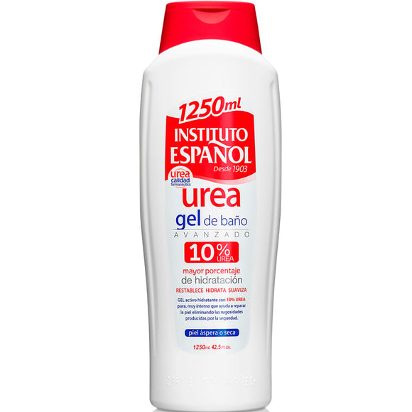 Instituto Español Gel De Baño Urea 1250 ml