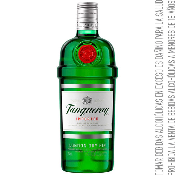 Tanqueray Export Strength Gin 750ml