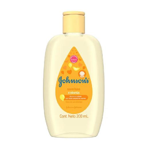 Johnson & Johnson Colonia Sonrisas 200 ml