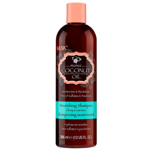 Hask Shampoo Monoi Coconut Oil Nourishing 355ml