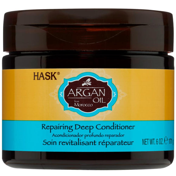 Hask Argan Oil Deep Cond Jar 6oz