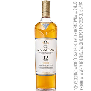 The Macallan Whisky 12 años 750 ml