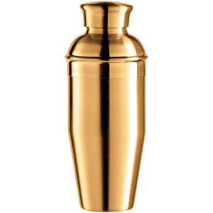 Oggi Cocktail Shaker Gold 26 Oz