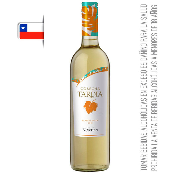 Norton Cosecha Tardía Blanco 750ml