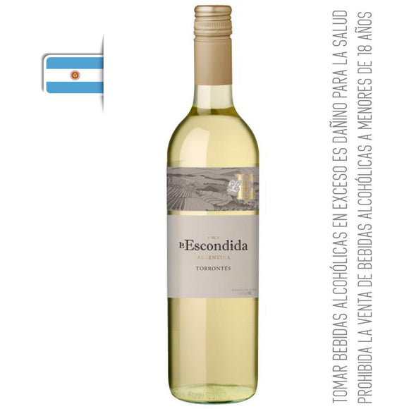 La Escondida Torrontes 750ml
