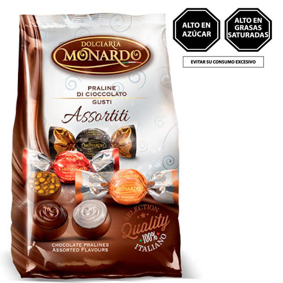 Monardo Praline Assortiti In Busta 110gr
