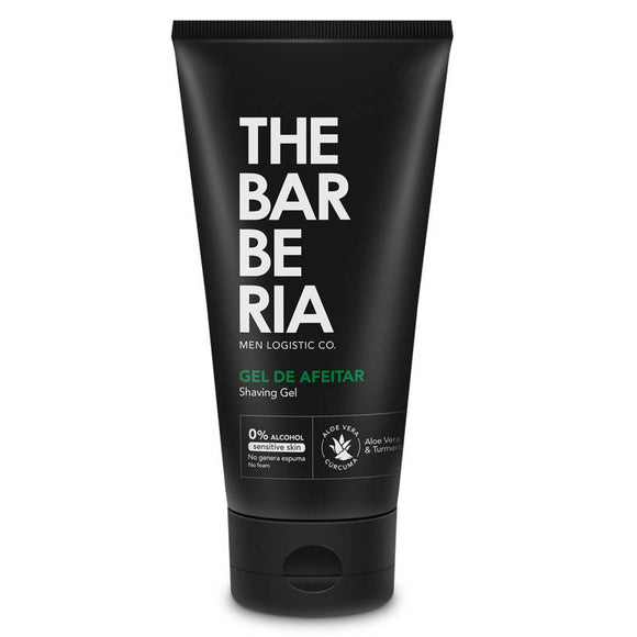 The Barberia Men Logistic Limpiador Facial 150 ml