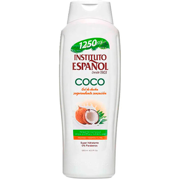 Instituto Español Gel De Baño Coco 1250 ml