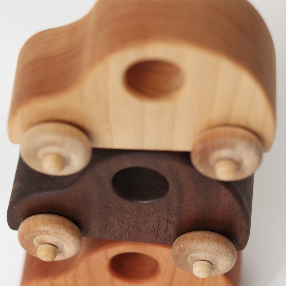 Thick Wood Car (Pre-order)