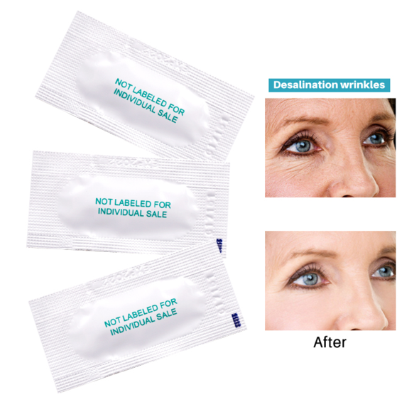 INSTANT ANTI-WRINKLE CREAM - 50 PCS