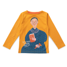 Load image into Gallery viewer, Ruth Bader Ginsburg Trailblazer Long Sleeve Tee