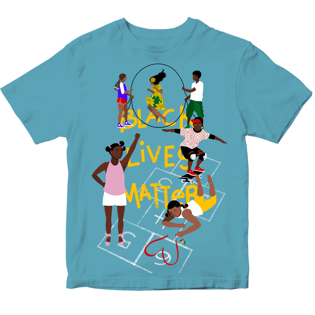 Black Lives Matter Short Sleeve Tee