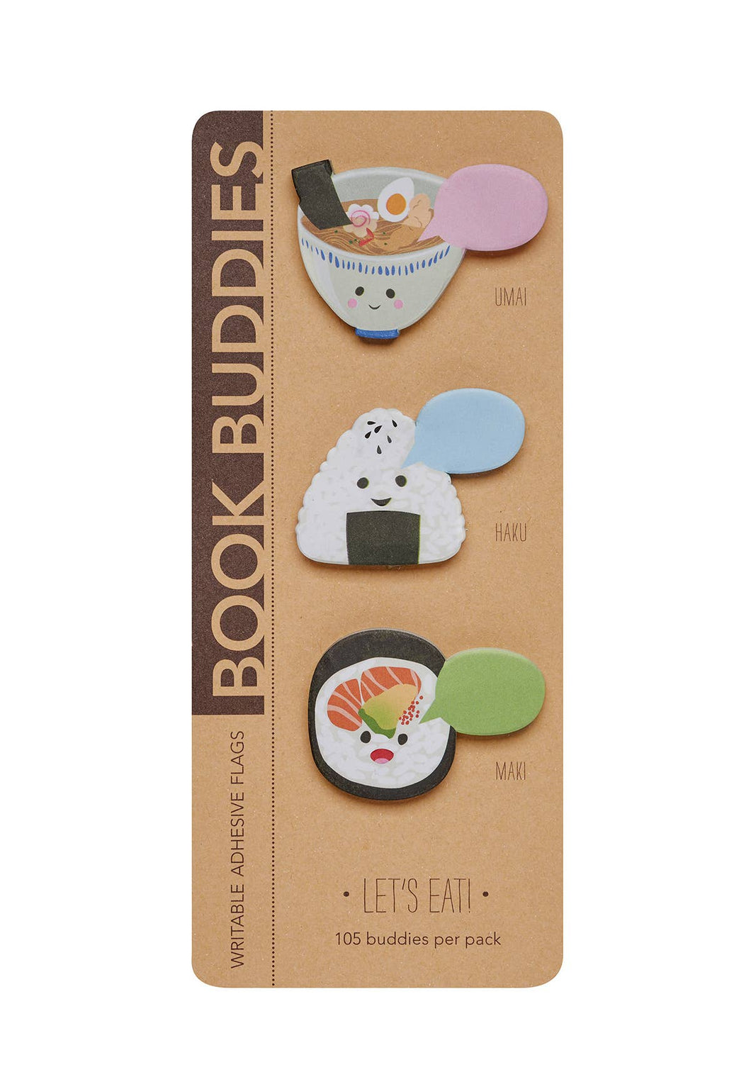 Let's Eat Book Buddies