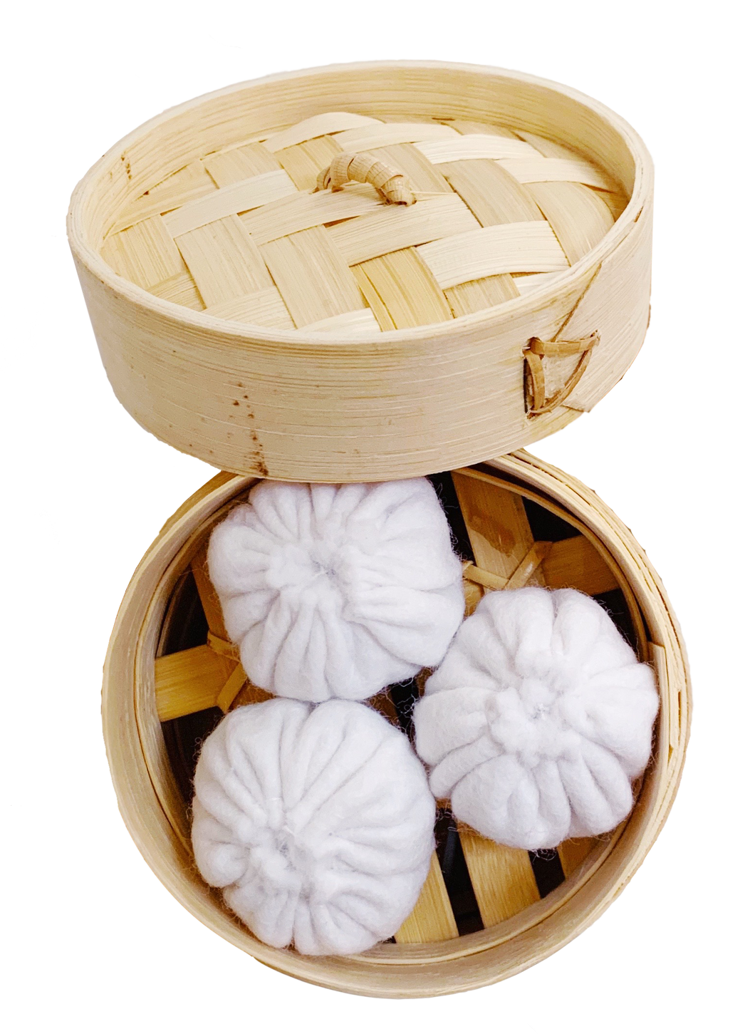 Wool Felt Bao Set
