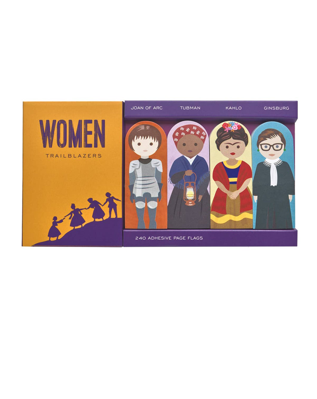 Women Trailblazers Adhesive Page Flags