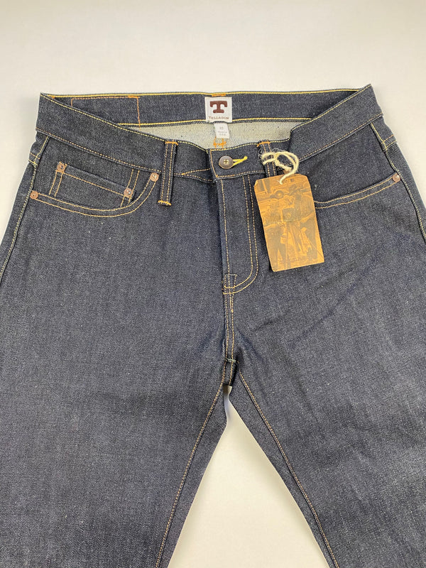 John Graham Mellor Slim Straight 16.5oz Selvedge Jeans