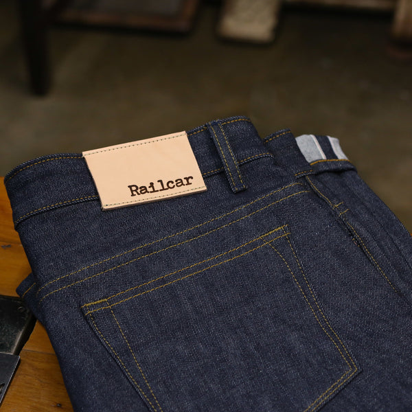 SPIKES X001 13.5 OZ AMERICAN SELVEDGE DENIM