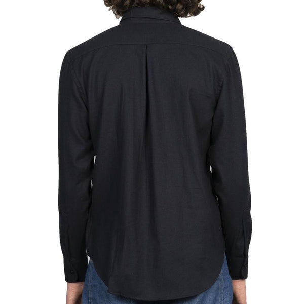 Easy Shirt - Soft Twill - Black