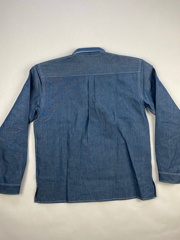 Webster Heavy Chambray