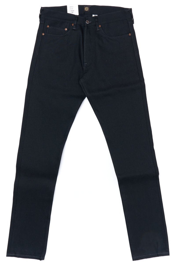 Nash - High Waist, Slim Tapered Jeans Gunpowder