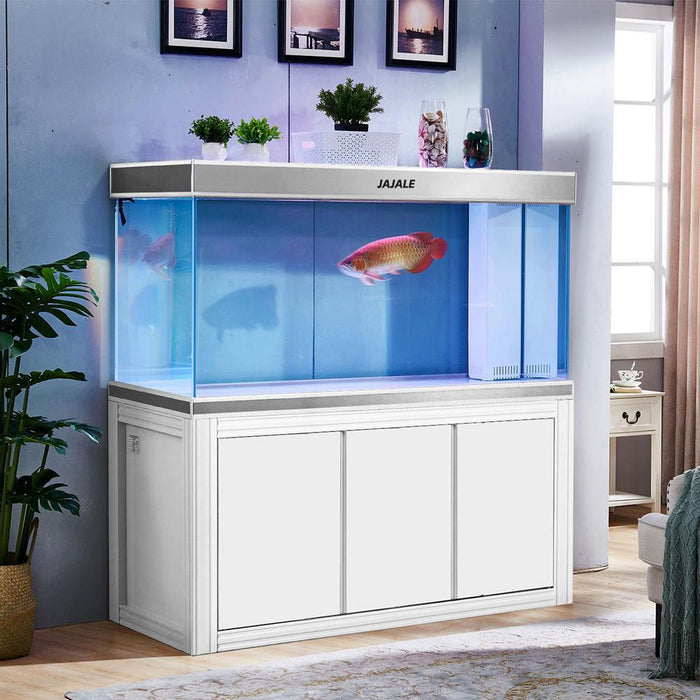 Silver Edition 230 Gallon Glass Fish Tank
